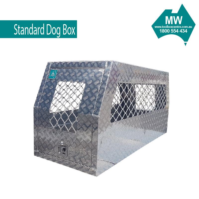 Standard Dog Cage_800x800 Logo