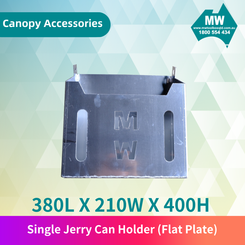 Single Jerry Can Holder-2