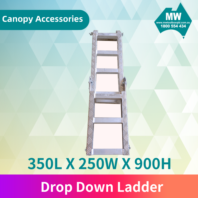 Drop Down Ladder-2