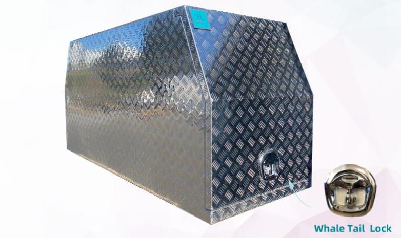 mini canopy checker plate