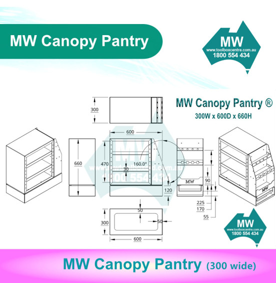 Pantry 300 wide (10)